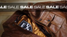 28% off leather Jackets